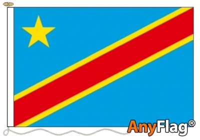 - CONGO DR 2006 ANYFLAG RANGE - VARIOUS SIZES